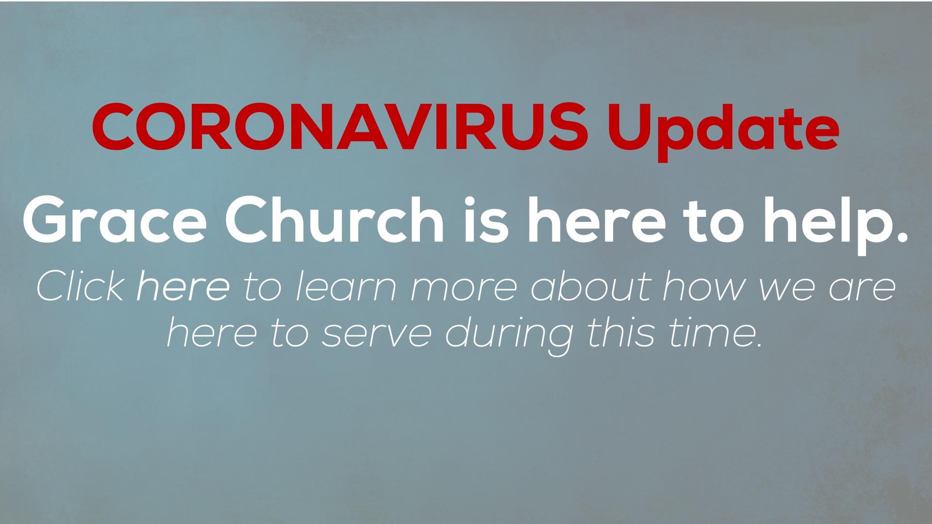 coronavirus info-update