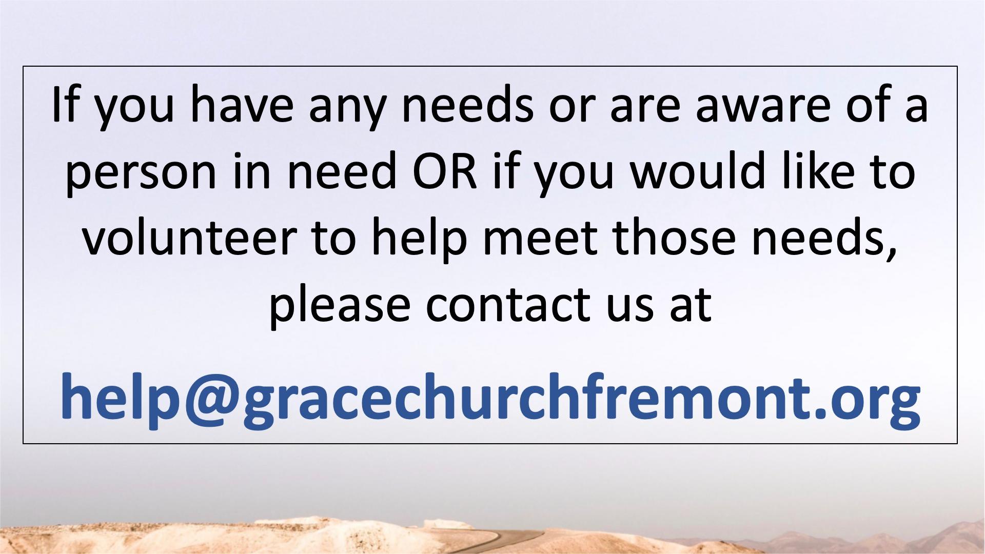help&need