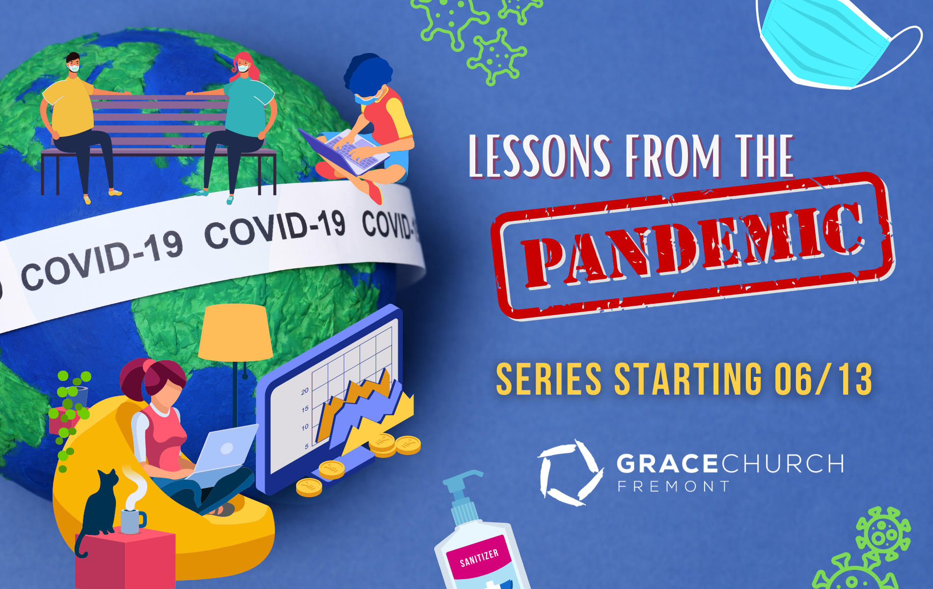Lessons from the Pandemic Series (1)